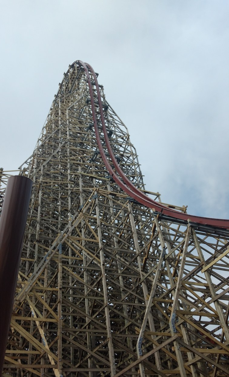 Square Wheels To Floating On Air Mean Streak Became Cedar Points